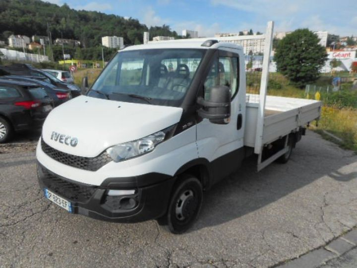 Chassis + body Iveco Daily Platform body 35C15 PLATEAU  - 2