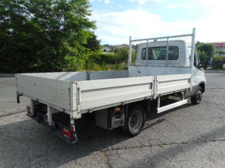 Chassis + body Iveco Daily Platform body 35C15 PLATEAU  - 3
