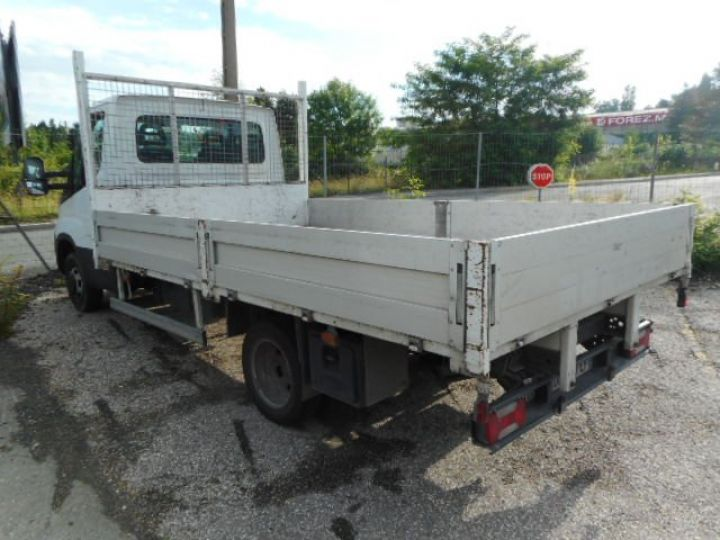 Chassis + body Iveco Daily Platform body 35C15 PLATEAU  - 4