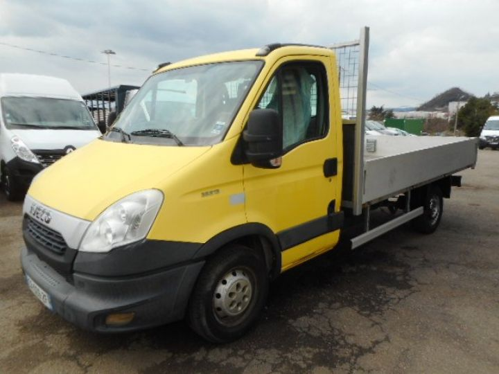 Chassis + body Iveco Daily Platform body 35S13 PLATEAU 3.50M  - 2
