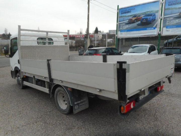 Chassis + body Nissan Cabstar Platform body 35.13 PLATEAU 3.90M  - 3