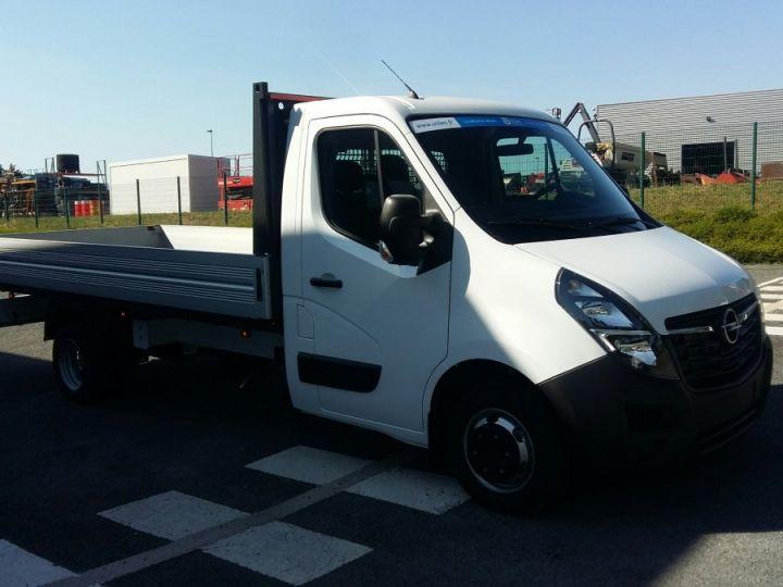 Chassis + body Opel Movano Platform body BI TURBO S&S 2.3 CDTI 145CV BLANC - 2