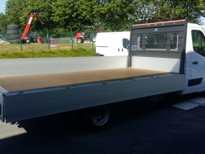 Chassis + body Opel Movano Platform body BI TURBO S&S 2.3 CDTI 145CV BLANC - 6