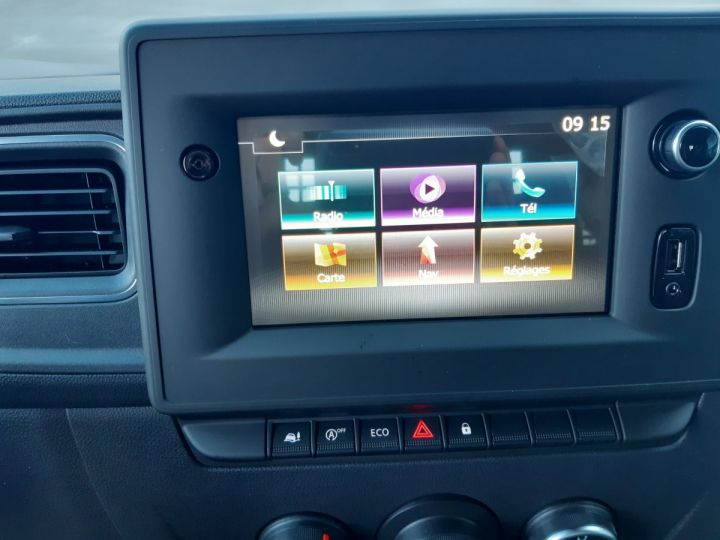 Chassis + body Opel Movano Platform body RJ3500 L4 2.3 CDTI 145CH BITURBO START&STOP BLANC - 8