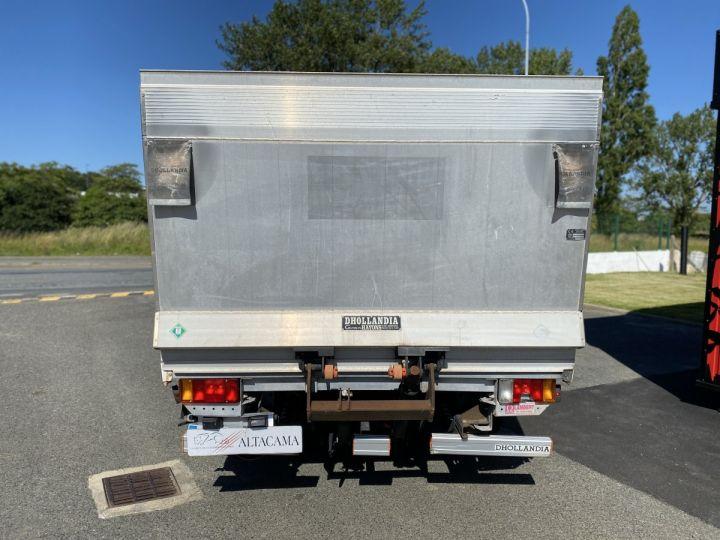 Chassis + body Peugeot Boxer Platform body 130 HAYON ELEVATEUR DOUBLE CABINE 7 PLACES BLANC - 5