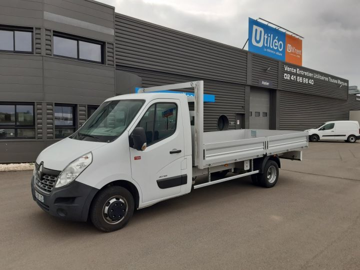 Chassis + body Renault Master Platform body R3500 RJ L3 2.3 125 GRAND CONFORT BLANC - 1