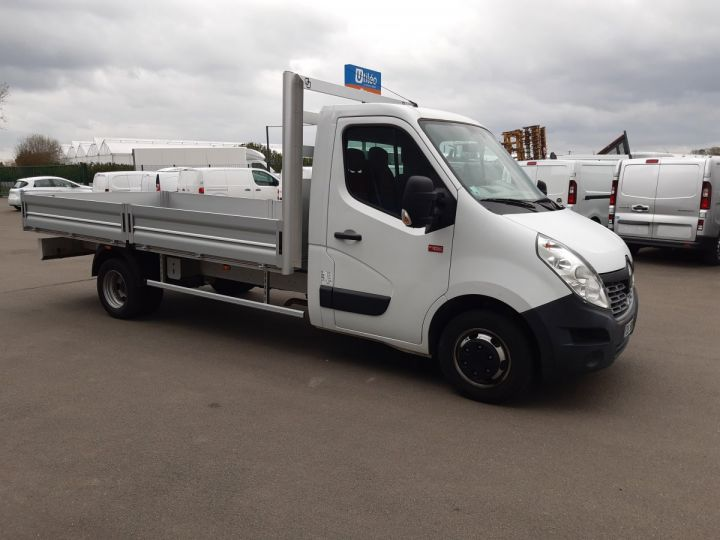 Chassis + body Renault Master Platform body R3500 RJ L3 2.3 125 GRAND CONFORT BLANC - 2