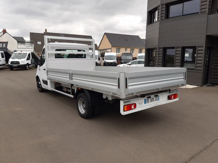 Chassis + body Renault Master Platform body R3500 RJ L3 2.3 125 GRAND CONFORT BLANC - 4