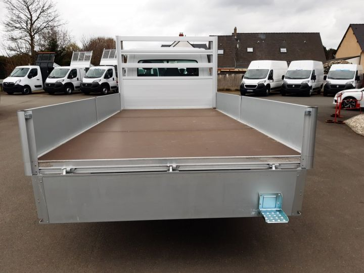 Chassis + body Renault Master Platform body R3500 RJ L3 2.3 125 GRAND CONFORT BLANC - 5