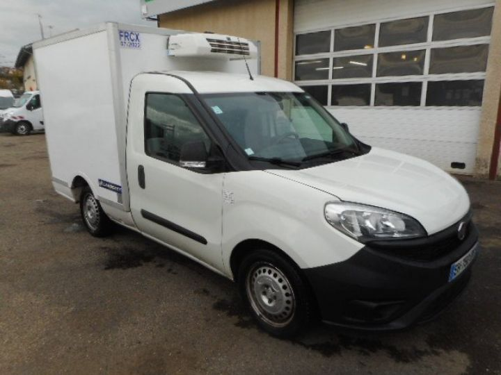 Chassis + body Fiat Doblo Refrigerated body 1.6 MTJ 105 CAISSE FRIGORIFIQUE  - 1