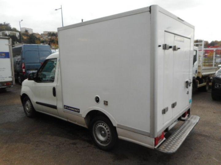 Chassis + body Fiat Doblo Refrigerated body 1.6 MTJ 105 CAISSE FRIGORIFIQUE  - 2