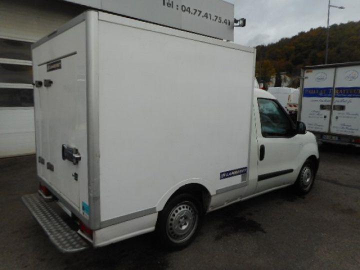 Chassis + body Fiat Doblo Refrigerated body 1.6 MTJ 105 CAISSE FRIGORIFIQUE  - 3