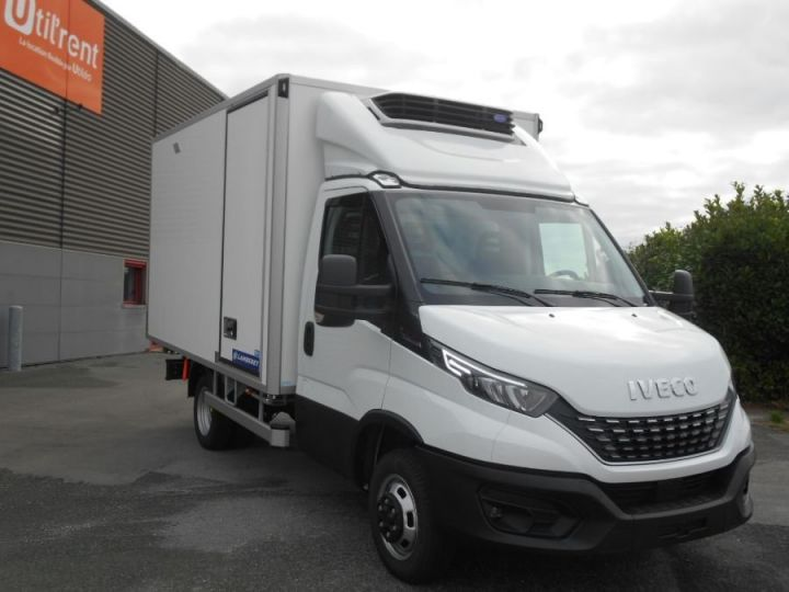 Chassis + body Iveco CF75 Refrigerated body 35C18 HPi TOR Blanc - 2