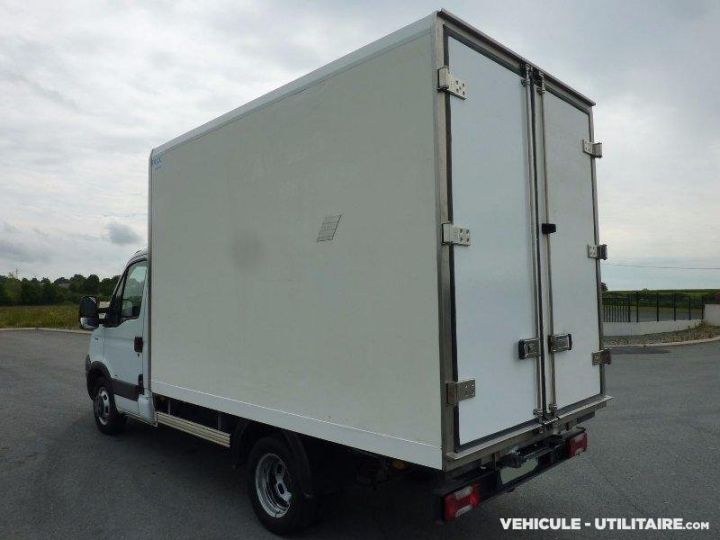 Chassis + body Iveco Daily Refrigerated body 35C12  - 5
