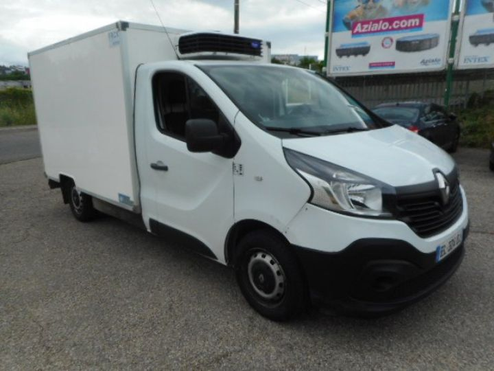 Chassis + body Renault Trafic Refrigerated body CAISSE FRIGORIFIQUE DCI 125  - 2