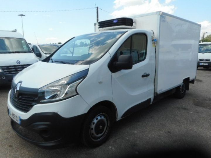 Chassis + body Renault Trafic Refrigerated body CAISSE FRIGORIFIQUE DCI 125  - 1