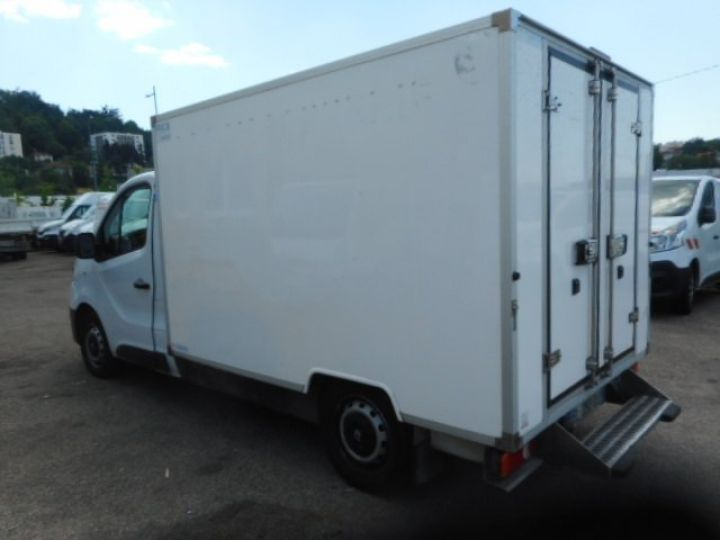 Chassis + body Renault Trafic Refrigerated body CAISSE FRIGORIFIQUE DCI 125  - 4