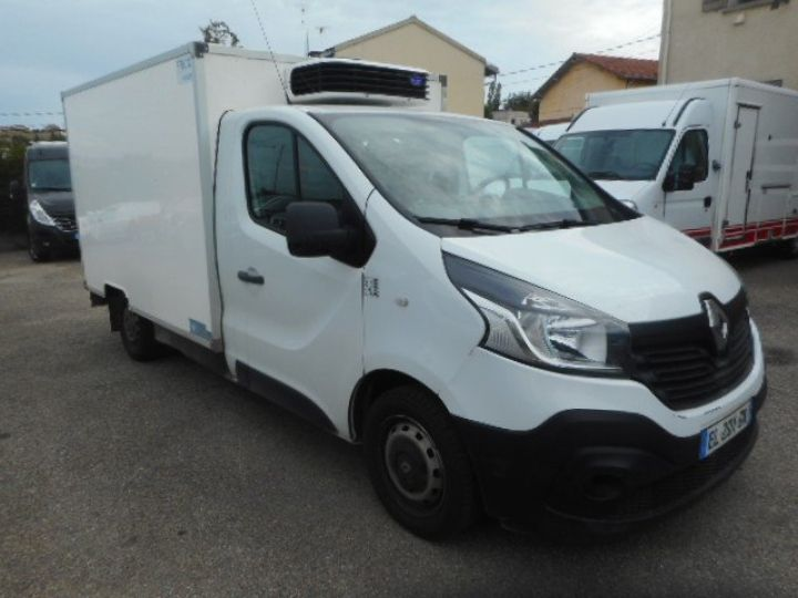 Chassis + body Renault Trafic Refrigerated body DCI 125 CAISSE FRIGORIFIQUE  - 1