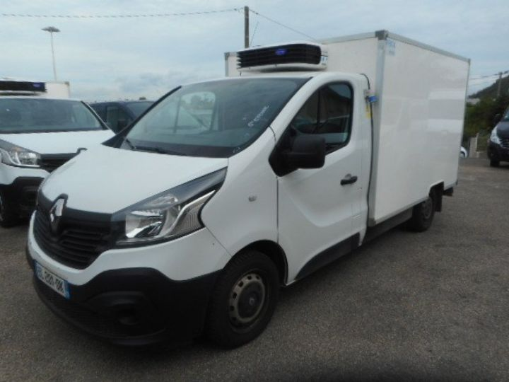 Chassis + body Renault Trafic Refrigerated body DCI 125 CAISSE FRIGORIFIQUE  - 2
