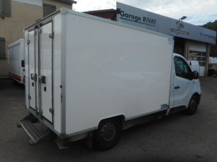 Chassis + body Renault Trafic Refrigerated body DCI 125 CAISSE FRIGORIFIQUE  - 4