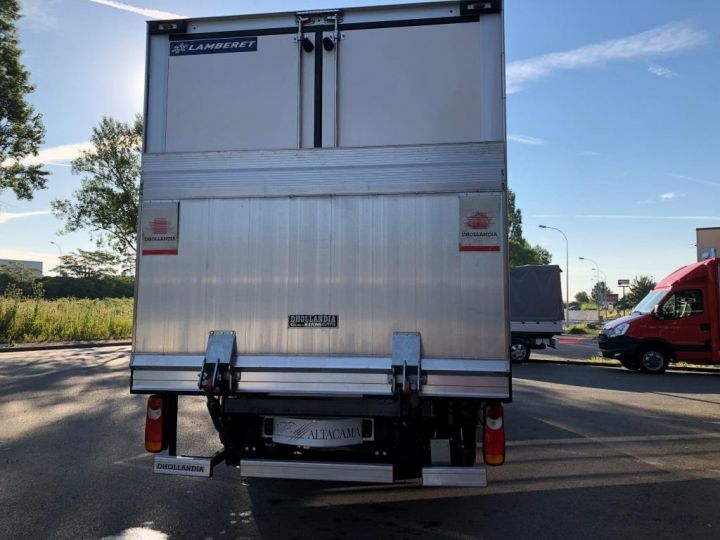 Chassis + body Renault Master Refrigerated van body 135 CV PENDERIE A VIANDE HAYON ELEVATEUR FRC X BLANC - 4