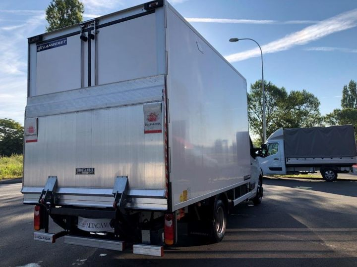 Chassis + body Renault Master Refrigerated van body 135 CV PENDERIE A VIANDE HAYON ELEVATEUR FRC X BLANC - 5