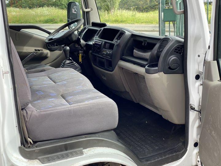 Chassis + body Renault Maxity AMPLIROLL BLANC - 9