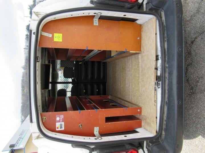 Chassis + body Citroen Berlingo Steel panel van HDI 75  - 5