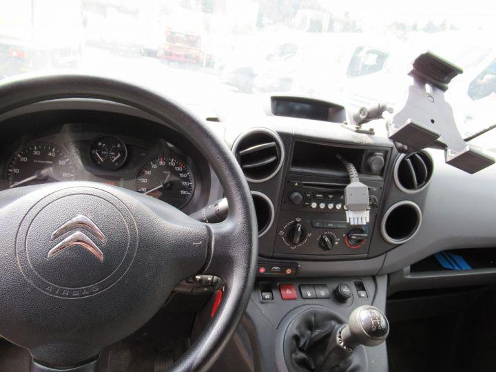 Chassis + body Citroen Berlingo Steel panel van HDI 75  - 6