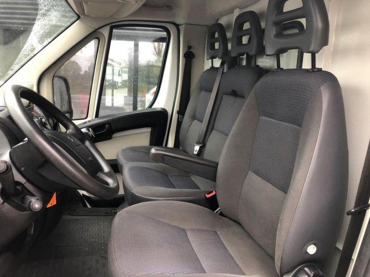 Chassis + body Citroen Jumper Tilt type body PICK-UP BACHE BLANC - 5