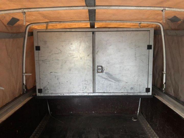 Chassis + body Citroen Jumper Tilt type body PICK-UP BACHE BLANC - 6