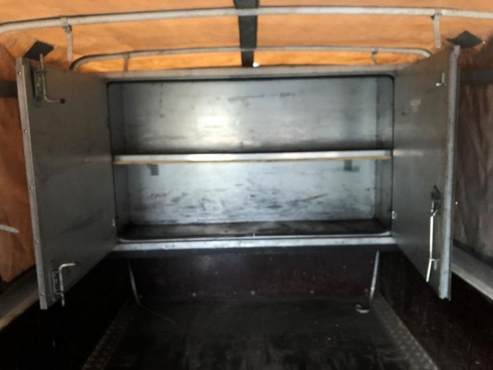 Chassis + body Citroen Jumper Tilt type body PICK-UP BACHE BLANC - 7