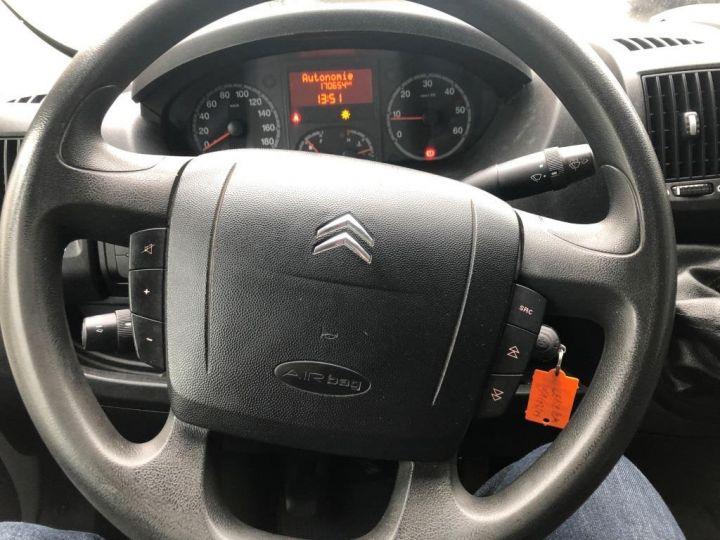 Chassis + body Citroen Jumper Tilt type body PICK-UP BACHE BLANC - 8