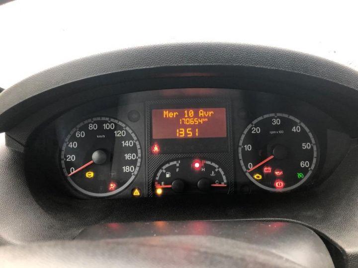 Chassis + body Citroen Jumper Tilt type body PICK-UP BACHE BLANC - 10
