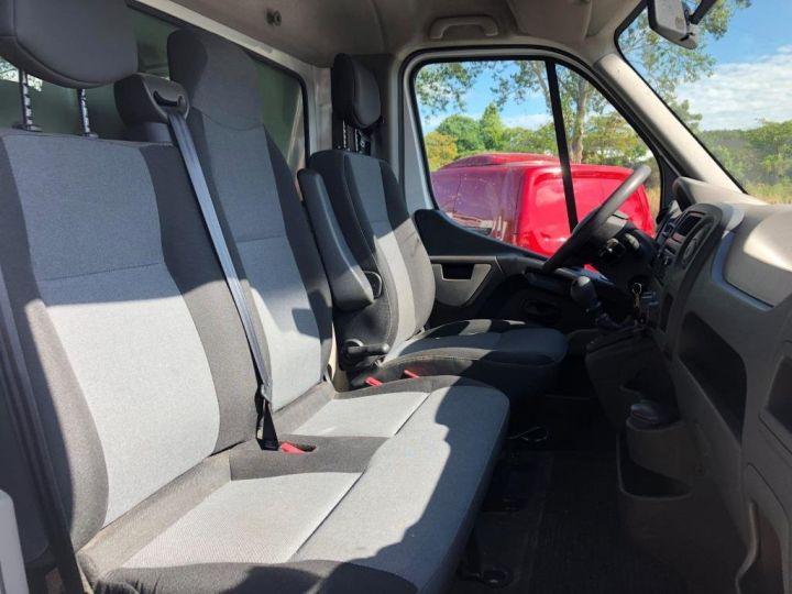 Chassis + body Renault Master Tilt type body 125 cft SAVOYARDE BLANC - 9