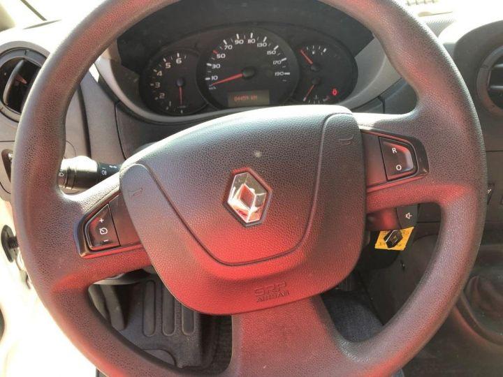 Chassis + body Renault Master Tilt type body 125 cft SAVOYARDE BLANC - 10