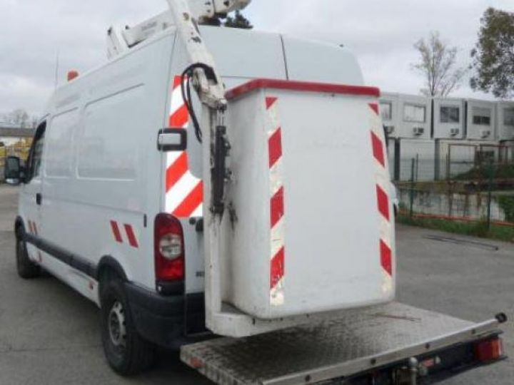 Chassis + body Renault Master Turret truck body DCI 120  - 4