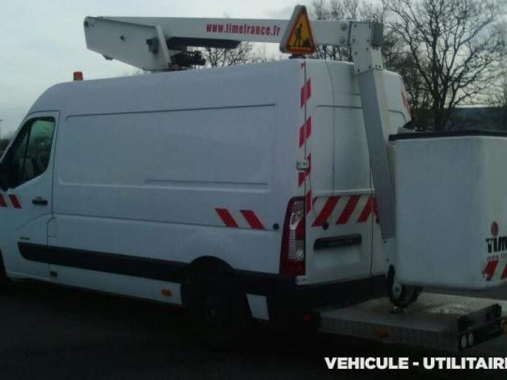 Chassis + body Renault Master Turret truck body DCI 120 L2H2  - 3