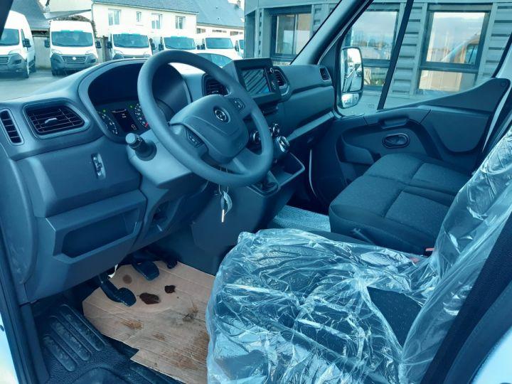 Chasis + carrocería Opel Movano Caja abierta RJ3500 L4 2.3 CDTI 145CH BITURBO START&STOP BLANC - 7