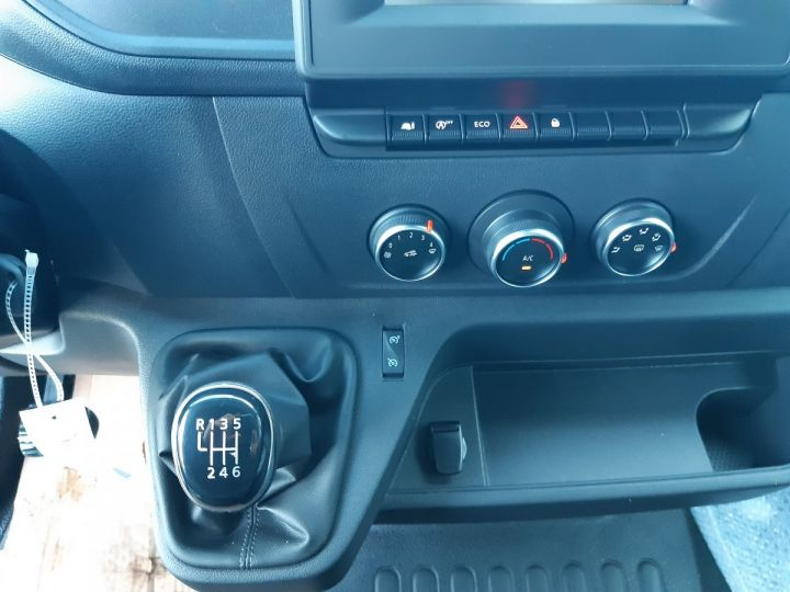 Chasis + carrocería Opel Movano Caja abierta RJ3500 L4 2.3 CDTI 145CH BITURBO START&STOP BLANC - 9