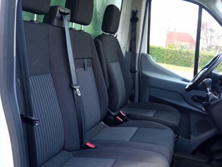 Chasis + carrocería Ford Transit Caja cerrada CHASSIS CABINE T350 L4 2.0 TDCI 130 TREND Blanc - 7