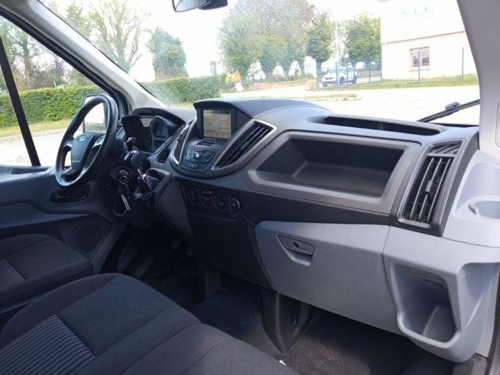 Chasis + carrocería Ford Transit Caja cerrada CHASSIS CABINE T350 L4 2.0 TDCI 130 TREND Blanc - 8