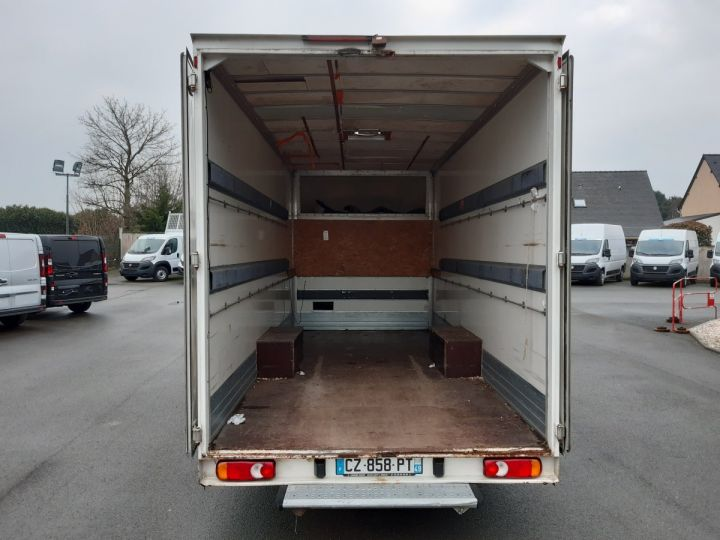 Chasis + carrocería Peugeot Boxer Caja cerrada PLANCHER CABINE 335 L3 HDI150CV BLANC - 5