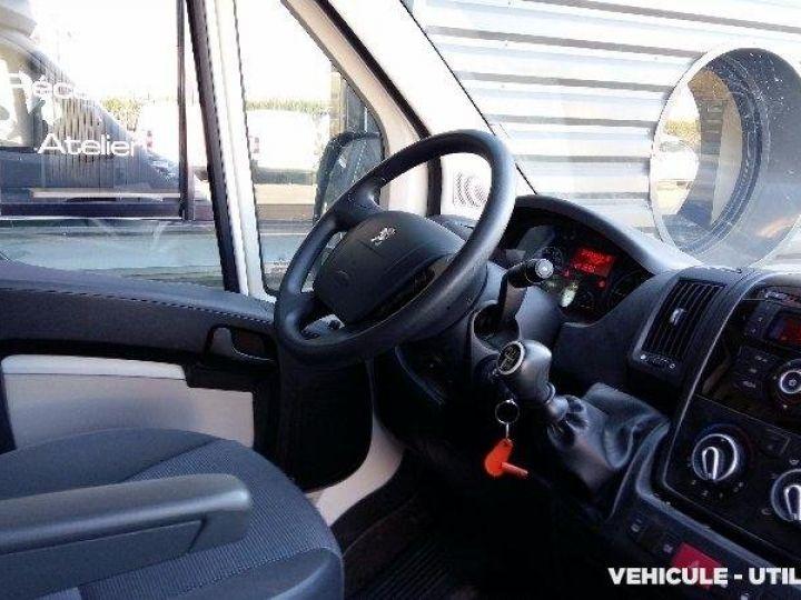 Chasis + carrocería Peugeot Boxer Caja cerrada + Plataforma elevadora 435 L4 2.2 HDI 130 CONFORT SR  - 5