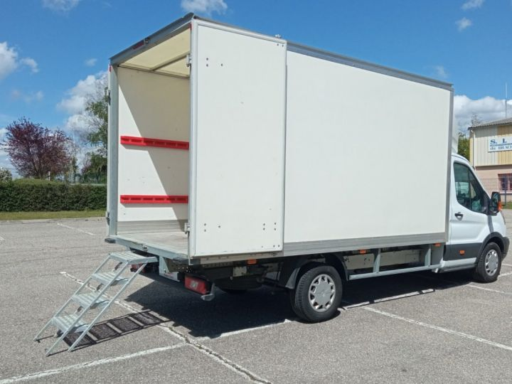 Chasis + carrocería Ford Transit Chasis cabina CHASSIS CABINE T350 L4 2.0 TDCI 130 TREND Blanc - 5