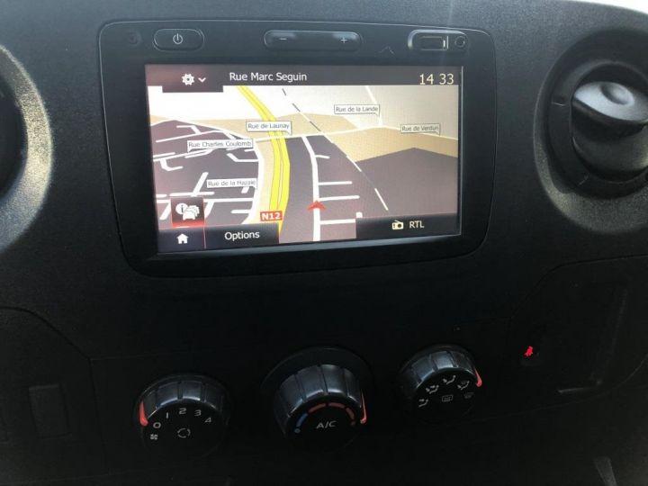 Chasis + carrocería Nissan NV400 Chasis cabina BLANC - 16