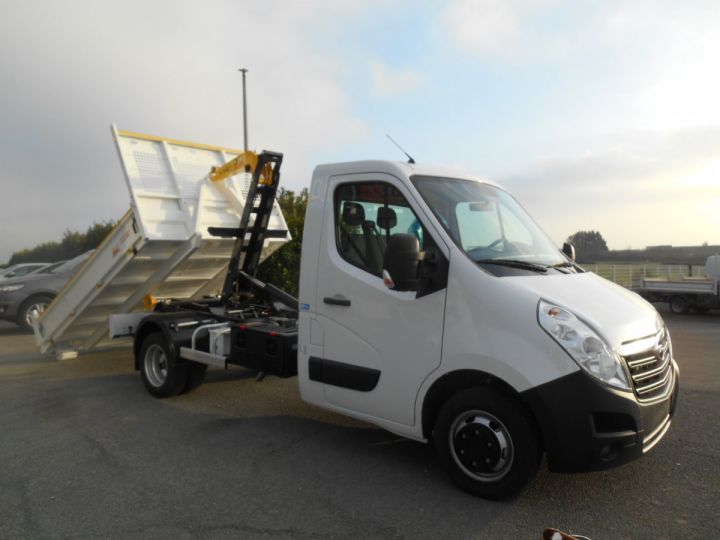 Chasis + carrocería Opel Movano Multibasculante Ampliroll RJ3500 L3H1 145CV BLANC - 5