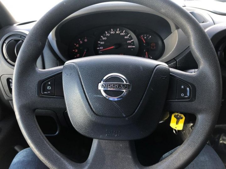 Chasis + carrocería Nissan NV400 130CV FOURGON 22M3 PLANCHER CABINE PORTE LATERALE BLANC - 18