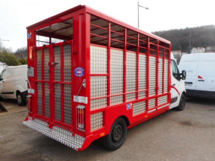 Chasis + carrocería Nissan NV400 Transporte de ganado BETAILLERE DCI 130  - 2