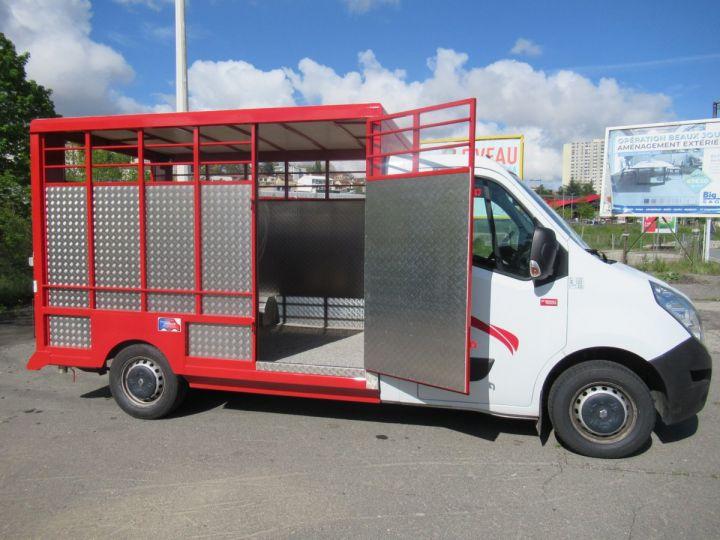 Chasis + carrocería Renault Master Transporte de ganado DCI 130 BETAILLERE  - 7